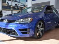 - This outstanding example of a 2016 Volkswagen Golf R