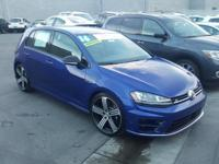One Owner! AWD, Golf R /with DDC and Navigation,