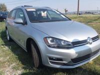 Silver 2016 Volkswagen Golf SportWagen TSI Limited