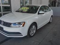 2016 Volkswagen Jetta 1.4T S FWD 6-Speed Automatic with