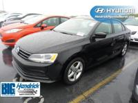 Jetta 1.4T S, 4D Sedan, I4, 6-Speed Automatic with