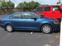 2016 Volkswagen Jetta 1.4T S ** Turbocharged Sporty 4D