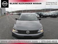 2016 Volkswagen Jetta 1.4T SE Williamsport area.