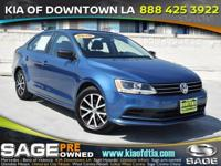 New Price! CARFAX One-Owner. Clean CARFAX. Blue 2016