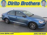 Former Jetta loaner from the Dirito fleet. VW
