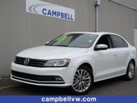 Jetta SEL w/Lighting Package and Drivers Assistance