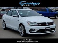 Options:  2016 Volkswagen Jetta Sedan 2.0T Gli