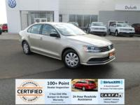 Volkswagen CERTIFIED* This fantastic 1.4T S is the
