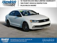 HENDRICK CERTIFIED*** CLEAN CARFAX***CARFAX 1-OWNER***.