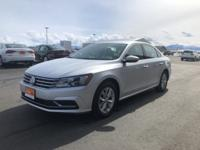 Introducing the 2016 Volkswagen Passat! It comes