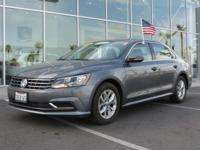 PREMIUM & KEY FEATURES ON THIS 2016 Volkswagen Passat