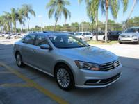 WorldAuto Certified Preowned. 2016 VW Passat SE with