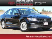 Check out this gently-used 2016 Volkswagen Passat we