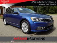 Come see this 2016 Volkswagen Passat 1.8T SE. Its