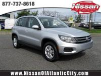 Check out this 2016 Volkswagen Tiguan S. Its Automatic
