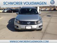 This outstanding example of a 2016 Volkswagen Tiguan