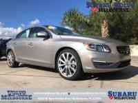 FLORIDA OWNED 2016 VOLVO S60 T5 DRIVE-E PLATINUM**CLEAN