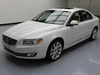 This awesome 2016 Volvo S80 comes loaded with the