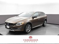 A BETTER BUYING EXPERIENCE. 2016 Volvo V60 Cross