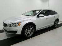 Nav! Silver Bullet!  This 2016 V60 Cross Country is for