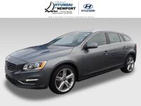 This GRAY 2016 Volvo V60 T5 Premier might be just the