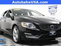 2016 Volvo V60 T5 Premier. STILL UNDER MANUFACTURER'S