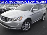 CARFAX One-Owner. AWD, 8 Speakers, Memory seat,