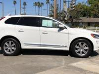 Options:  2016 Volvo Xc60 T6 Drive-E|White/|V4 2.0 L