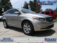 FLORIDA OWNED 2016 VOLVO XC60 T6 DRIVE-E