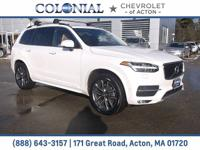 *CarFax 1-Owner* This 2016 Volvo Xc90 T6 Momentum is a