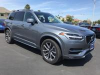 Recent Arrival! 2016 Volvo XC90 T6 Momentum CARFAX