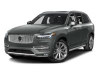 AWD. Recent Arrival! 2016 Volvo XC90 T6 Momentum