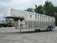 Torsion suspension. Horse / Livestock Trailers Cattle