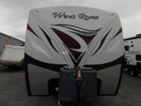 Brand new luxurious travel trailer. Offered in the