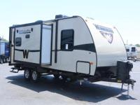 2016 Winnebago Micro Minnie This Trailer is thinner and