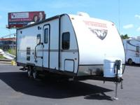 2016 Winnebago Minnie 2201DS The Minnie 2201DS floor