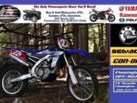 (908) 386-4148 ext.2244 Yamaha YZ450FX - PURE 450CC X