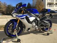 This is a 2016 Yamaha YZF R1 that I purchased new two