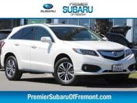 Options:  2016 Acura Rdx 4D Sport Utility|Navigation