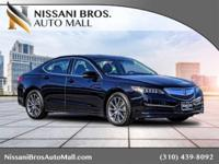 This 2016 Acura TLX 3.5 Liter, V6 SH-AWD with