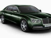 This is a Bentley, Continental Flying Spur for sale by