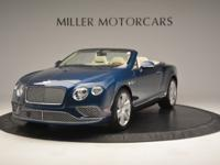 This is a Bentley, Continental GTC for sale by Miller