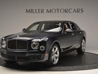 This is a Bentley, Mulsanne for sale by Miller