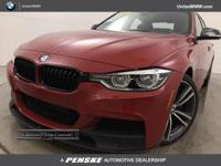 M Sport with Unlimited miles Warranty BMW Certified,