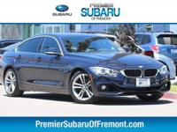 Options:  2016 Bmw 4 Series 428I Gran Coupe 4D