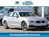Options:  2016 Bmw 4 Series 428I Xdrive Gran Coupe 4D
