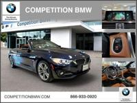 BMW Certified, CARFAX 1-Owner, ONLY 22,952 Miles! FUEL