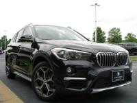 Recent Arrival!Jet Black 2016 BMW X1 xDrive28i AWD