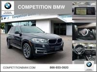 CARFAX 1-Owner, BMW Certified. EPA 24 MPG Hwy/18 MPG