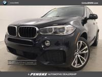 BMW Certified with Unlimited Miles Warranty! M-sport
